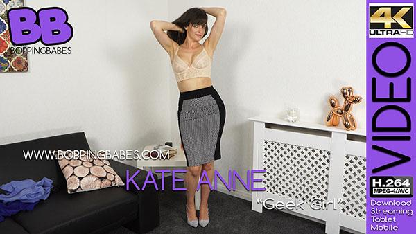 """Kate-Anne """"Geek Girl"""""""