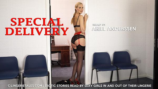 """Ariel Anderssen """"Special Delivery"""""""