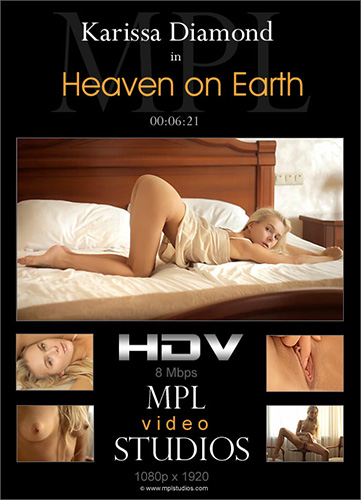 "Karissa Diamond ""Heaven on Earth"""