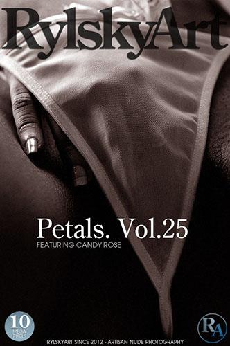 """Candy Rose """"Petals. Vol 25"""""""