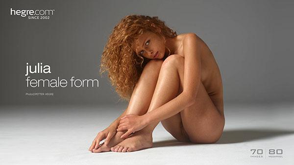 "Julia ""Female Form"""