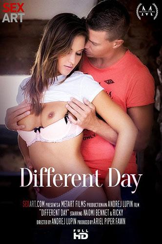 "Naomi Bennet & Ricky ""Different Day"""