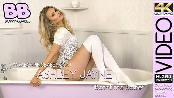 "Ashley Jayne ""Bathtime Babe"""