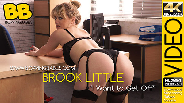 """Brook Little """"I Want To Get Off"""""""