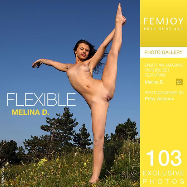 """Melina D """"Flexible"""""""
