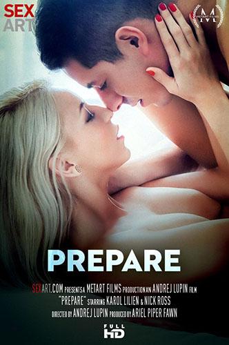 """Karol Lilien & Nick Ross """"Prepare"""""""
