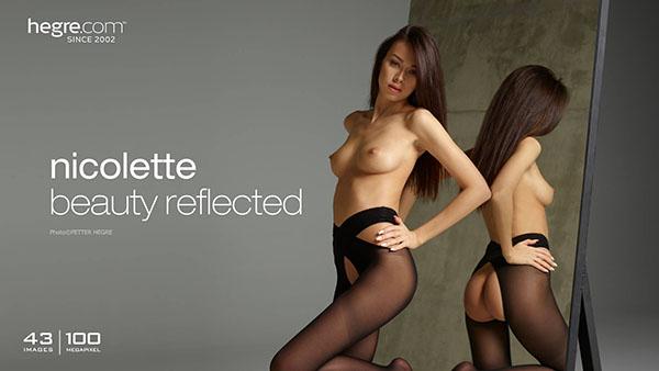 "Nicolette ""Beauty Reflected"""