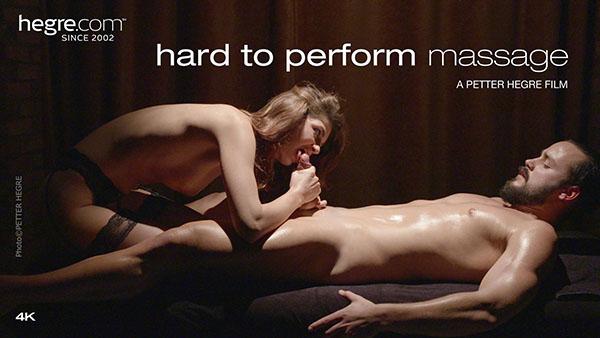 "Charlotta ""Hard to Perform Massage"""