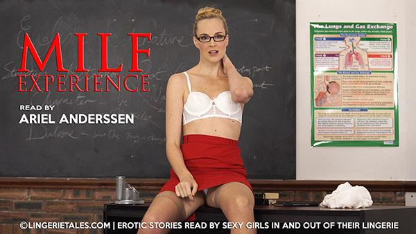 "Ariel Anderssen ""Milf Experience"""
