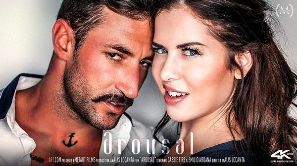 """Cassie Fire & Emilio Ardana """"Arousal"""""""