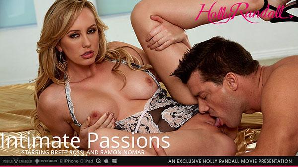 "Brett Rossi & Ramon Nomar ""Intimate Passions"""