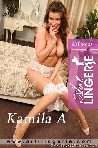 Kamila A Photo Set 7290