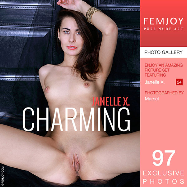 """Janelle X """"Charming"""""""