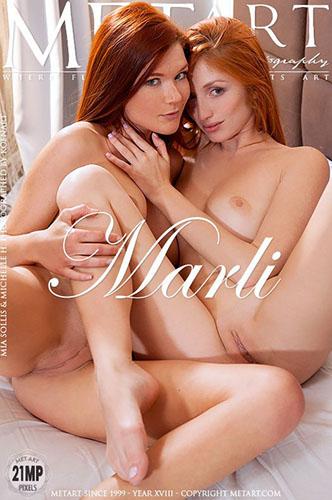 """Mia Sollis & Michelle H """"Marli"""""""