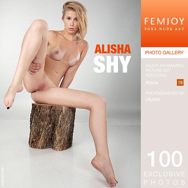 """Alisha """"Shy"""""""