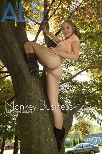 "Goldie ""Monkey Business"""