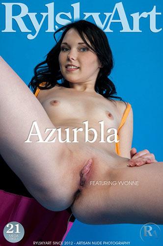 "Yvonne ""Azurbla"""