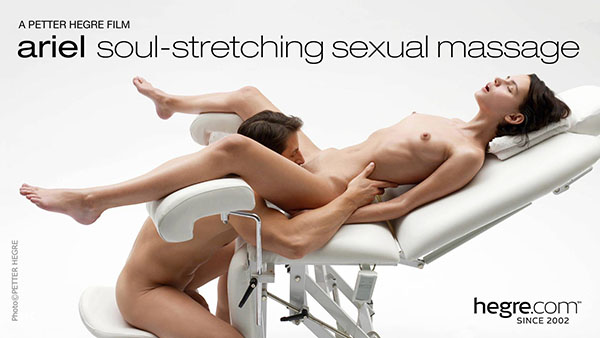 "Ariel ""Soul-Stretching Sexual Massage"""