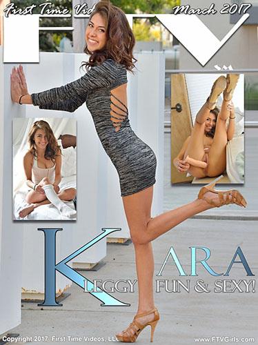 """Kara """"Leggy Fun & Sexy"""""""