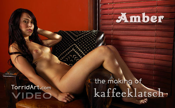 """Amber """"Kaffeeklatsch"""""""