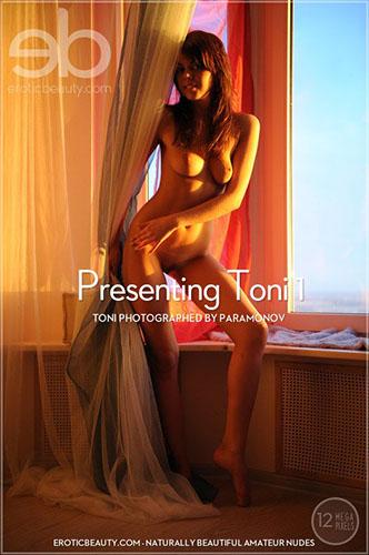 "Toni ""Presenting 1"""