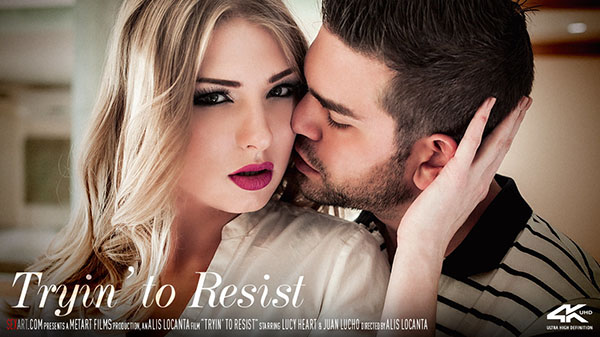 """Lucy Heart & Juan Lucho """"Tryin' To Resist"""""""