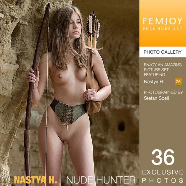 "Nastya H ""Nude Hunter"""