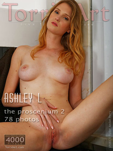 "Ashley L ""The Proscenium Part 2"""