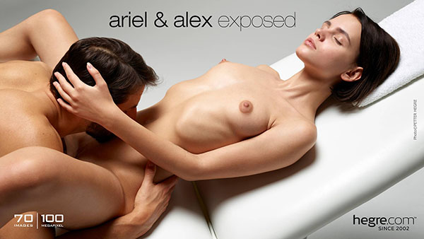 """Ariel & Alex """"Exposed"""""""