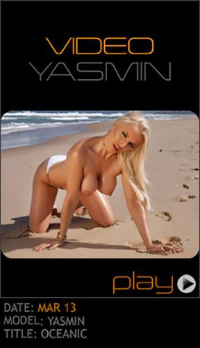 """Yasmin """"Oceanic"""""""