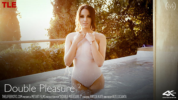 "Anissa Kate ""Double Pleasure 2"""