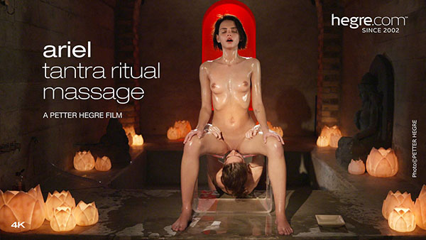 "Ariel ""Tantra Ritual Massage"""
