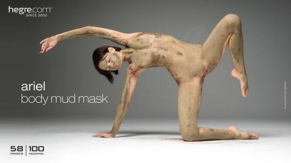 """Ariel """"Body Mud Mask"""""""