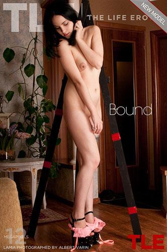 "Lamia ""Bound"" by Albert Varin"