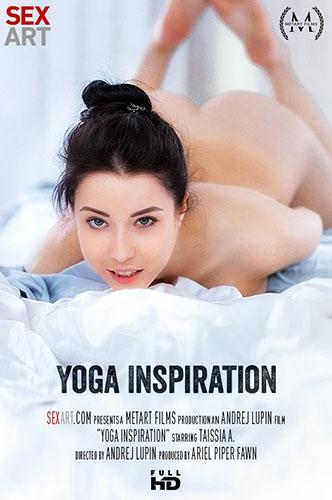 "Taissia A ""Yoga Inspiration"""