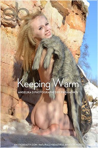 """Angelika D """"Keeping Warm"""""""