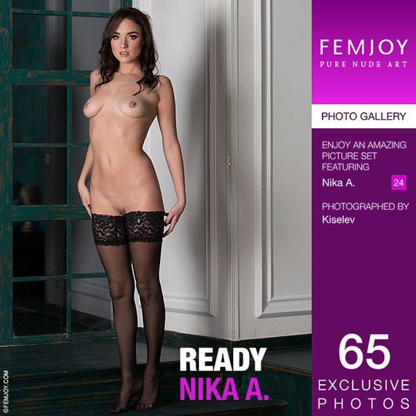 "Nika A ""Ready"""