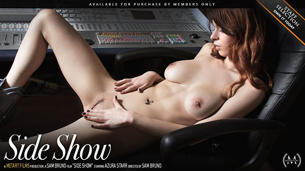 "Azura Starr ""Side Show"""