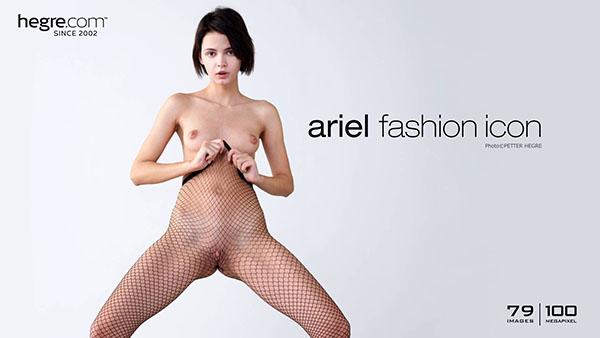 "Ariel ""Fashion Icon"""