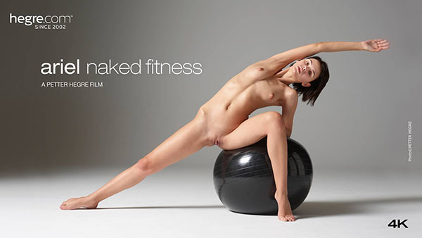 "Ariel ""Naked Fitness"""