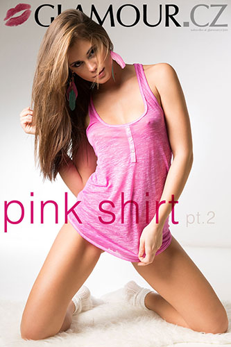 "Marketa ""Pink Shirt Pt.2"""