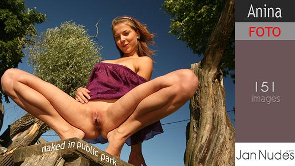 """Anina """"Public Park"""""""