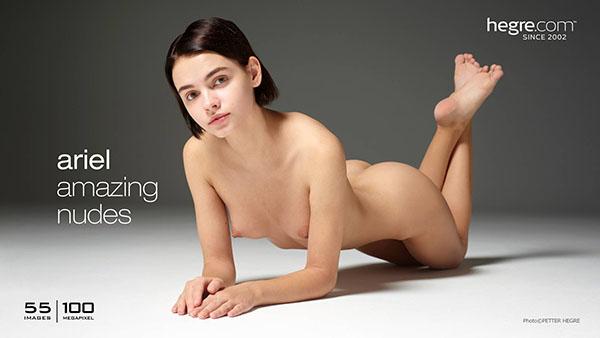 """Ariel """"Amazing Nudes"""""""