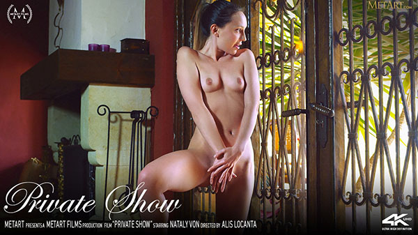 "Nataly Von ""Private Show"""