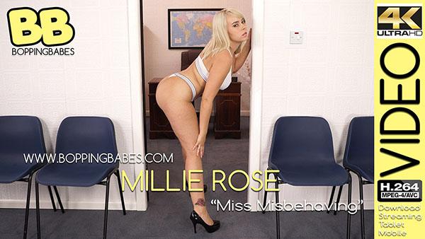 """Millie Rose """"Miss Misbehaving"""""""
