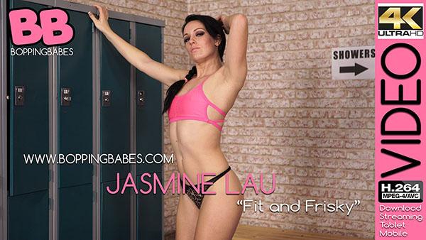 "Jasmine Lau ""Fit and Frisky"""