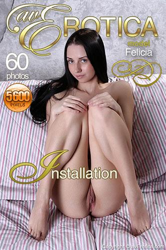 "Felicia ""Installation"""
