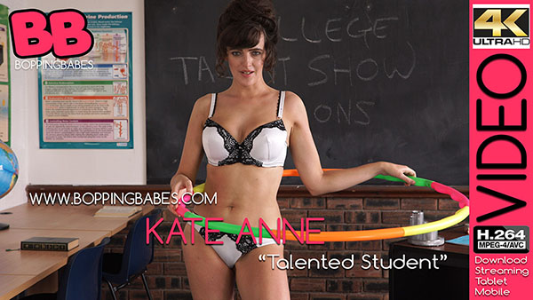 """Kate Anne """"Talented Student"""""""