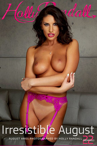 "August Ames ""Irresistible August"""