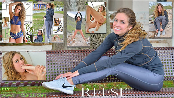 """Reese """"Fit & Spirited Woman"""""""